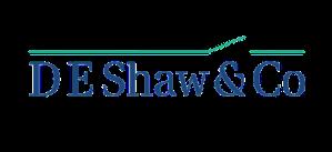 d.e. shaw logo