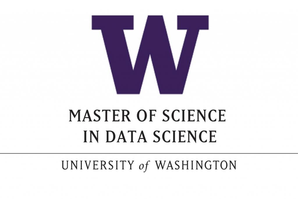 University of Washington Master of Science in Data Science